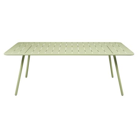 Fermob Luxembourg Tisch Lindgrün 65 207 x 100 cm