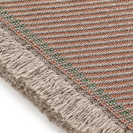 Outdoorteppich Diagonal Gan Rugs