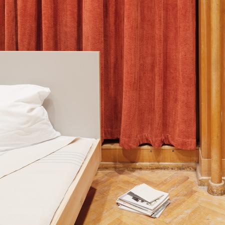 Bett Unidorm mit Kopfteil Bartmann Berlin