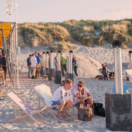 Stuhl Beach Chair Weltevree