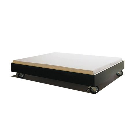 Performa Bett auf Rollen