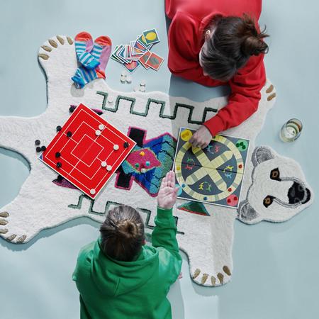 Teppich Polar Bear Doing Goods