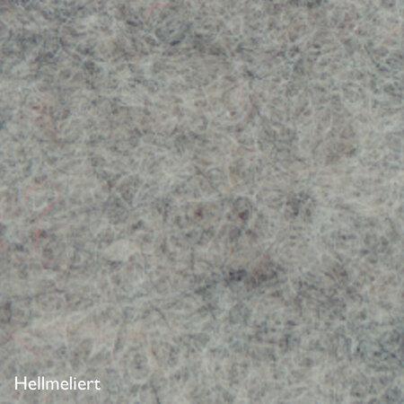 Hey-Sign Sitzmöbel 'Big Quart'  Hellmeliert,  80 x 80 x 40 cm