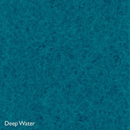 Hey-Sign Sitzmöbel 'Big Quart'  Deep Water,  80 x 80 x 40 cm