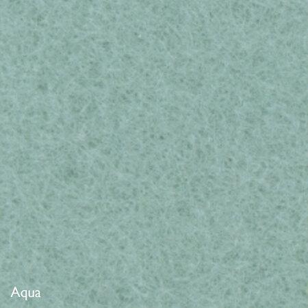 Hey-Sign Sitzmöbel 'Big Quart'  Aqua,  80 x 80 x 40 cm