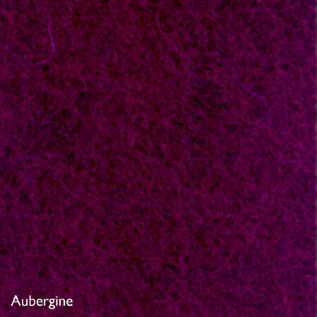 Hey-Sign Sitzmöbel 'Big Quart'  Aubergine,  80 x 80 x 40 cm
