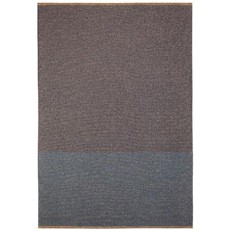 Brita Sweden Vinyl Teppich 'Moor'  Mitternacht,  170 x 300 cm