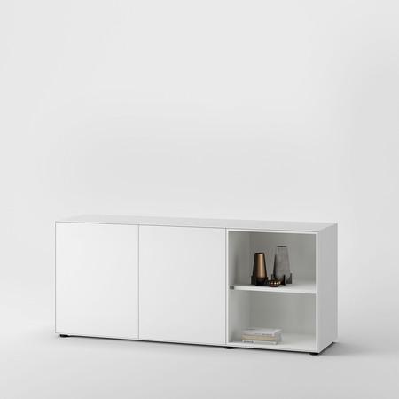 Piure Sideboard 'Nex Pur Box' mit Türen  75 cm