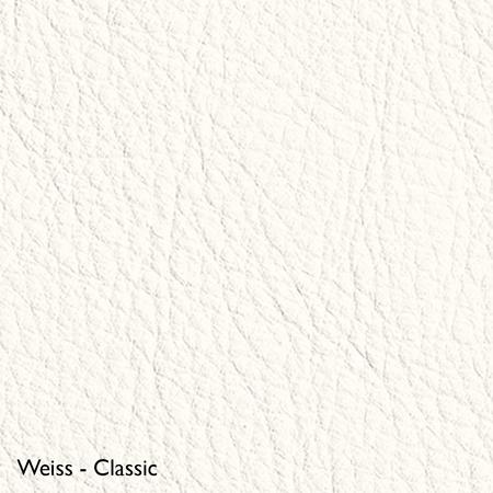 Classicon Sessel 'Euvira' mit Polsterung  Eiche natur,  Filzgleiter,  Weiss - Classic