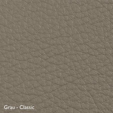 Classicon Sessel 'Euvira' mit Polsterung  Eiche natur,  Filzgleiter,  Grau - Classic