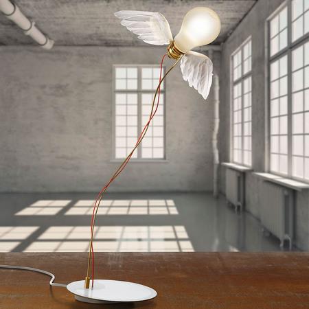 Ingo Maurer Tischleuchte 'Lucellino LED TRI-R'  Standard