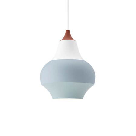 Louis Poulsen Lampe 'Cirque' Ø: 15 cm, Kupfer
