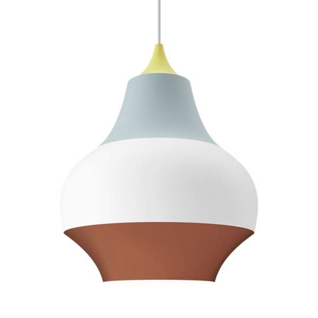 Louis Poulsen Lampe 'Cirque' Ø: 38 cm, Gelb