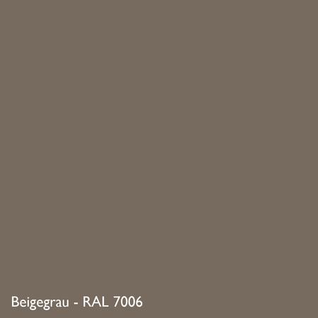 Farbkachel Manufakt Beigegrau - RAL 7006