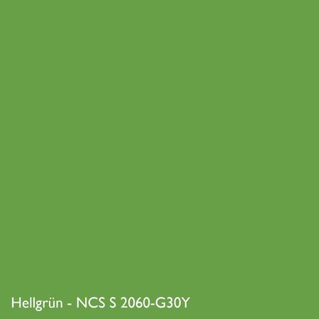Farbkachel Manufakt Hellgrün - NCS S 2060-G30Y