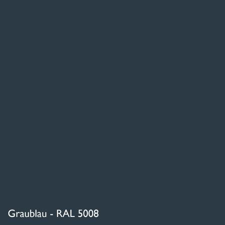 Farbkachel Manufakt Graublau - RAL 5008