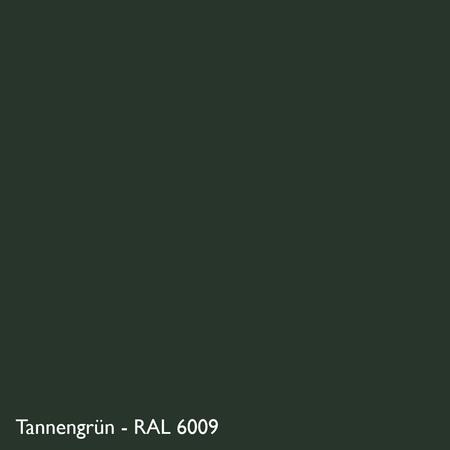 Farbkachel Manufakt Tannengrün - RAL 6009