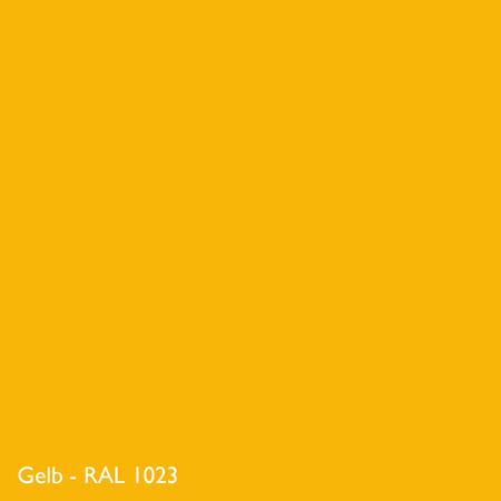 Farbkachel Manufakt Gelb - RAL 1023