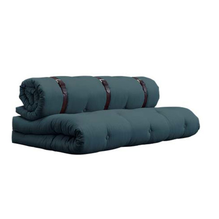 Karup Design Sofa 'Buckle-Up' Petrol Blau