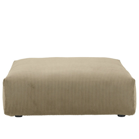 Vetsak Sofa Seat Large Cord Velour - Khaki