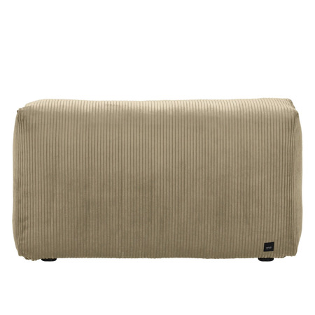 Vetsak Sofa Side Cord Velour - Khaki