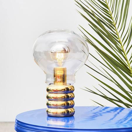 'Bulb Brass' von Ingo Maurer