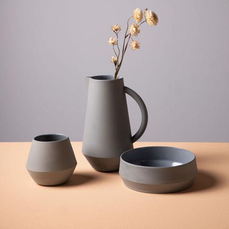 Schneid Karaffe Keramik