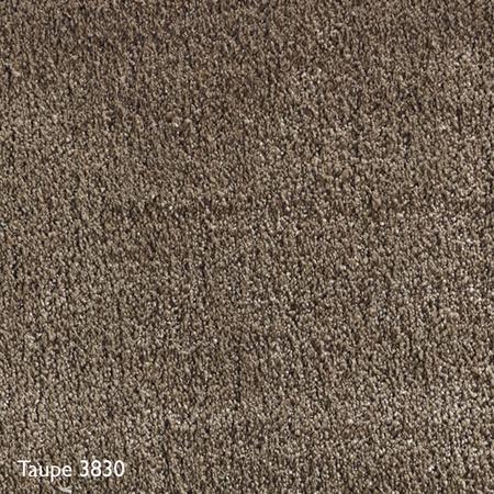 Farbkachel B.I.C Carpets Taupe 3830