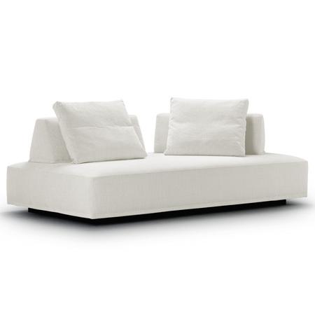 Eilersen Sofa 'Playground' Sand 37 - Tangent, B: 200 cm / T: 130 cm