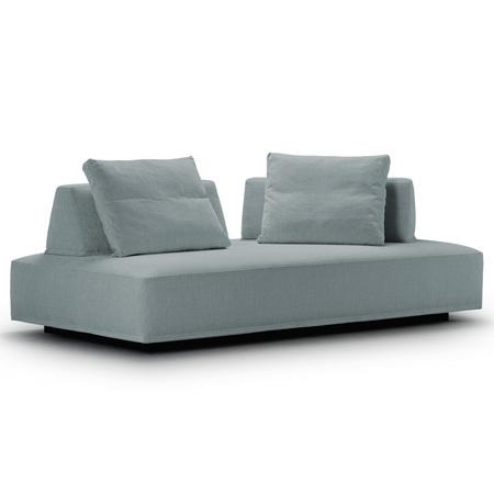 Eilersen Sofa 'Playground' Grüngrau 39 - Herring, B: 200 cm / T: 130 cm