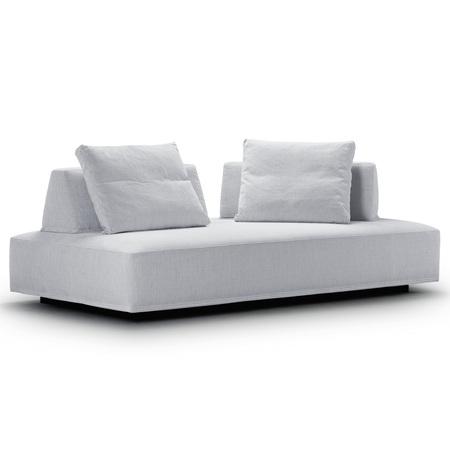 Eilersen Sofa 'Playground' Beigegrau 07 - Herring, B: 200 cm / T: 130 cm