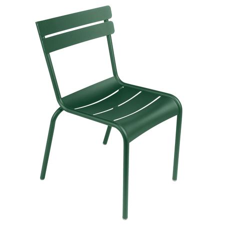 Fermob Luxembourg Stuhl Zederngrün