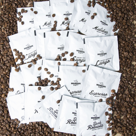 Kaffeepads Adrianos