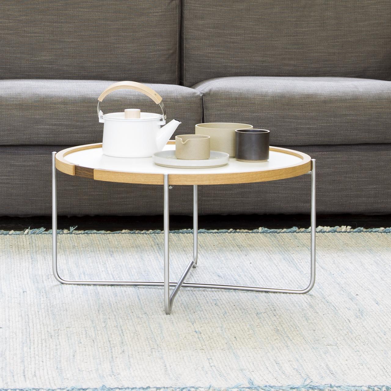 Beistelltisch Tray Table Carl Hansen