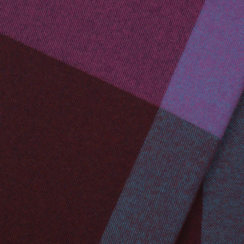 Plaid Colour Block Vitra