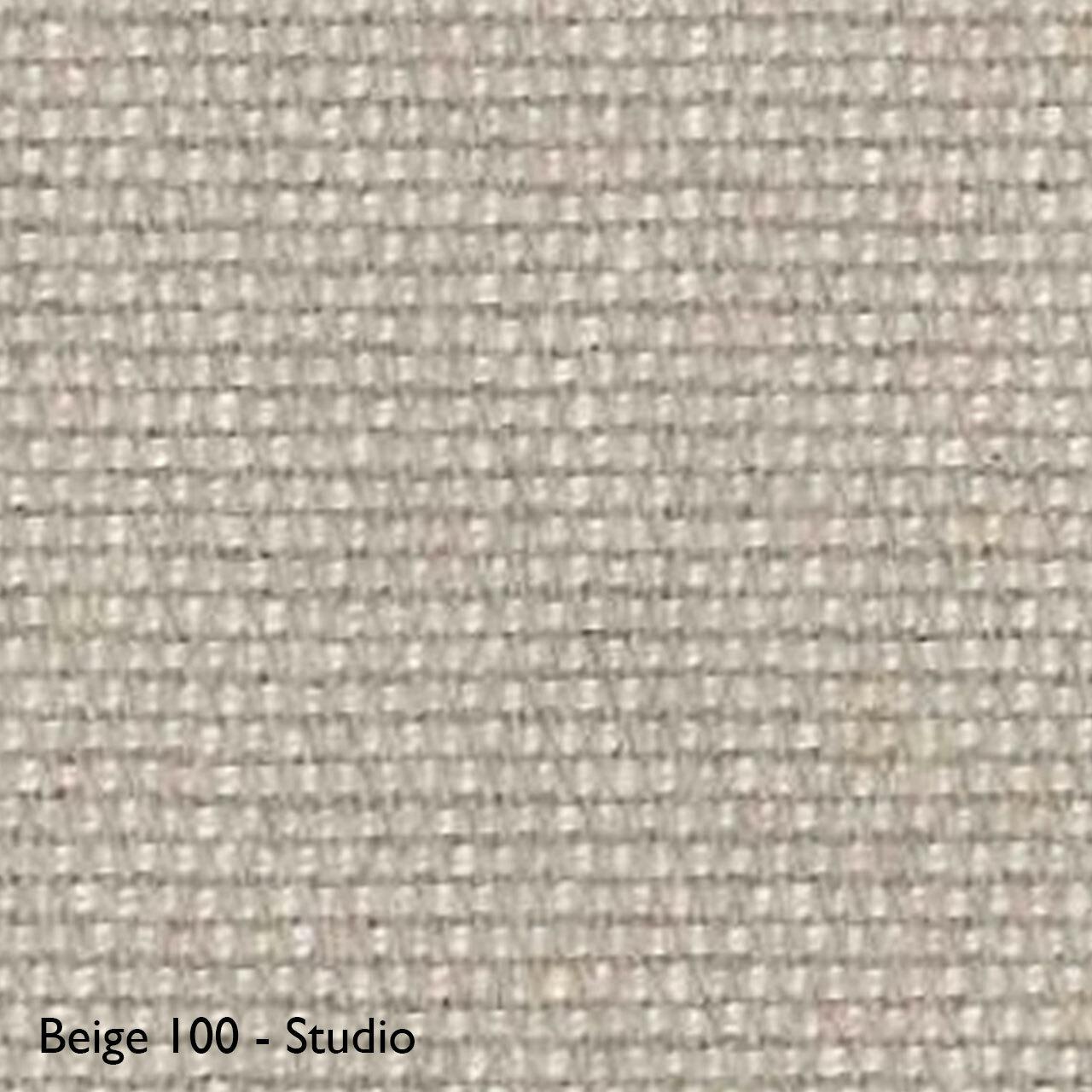 Farbkachel Blade Wendelbo Beige 100 - Studio