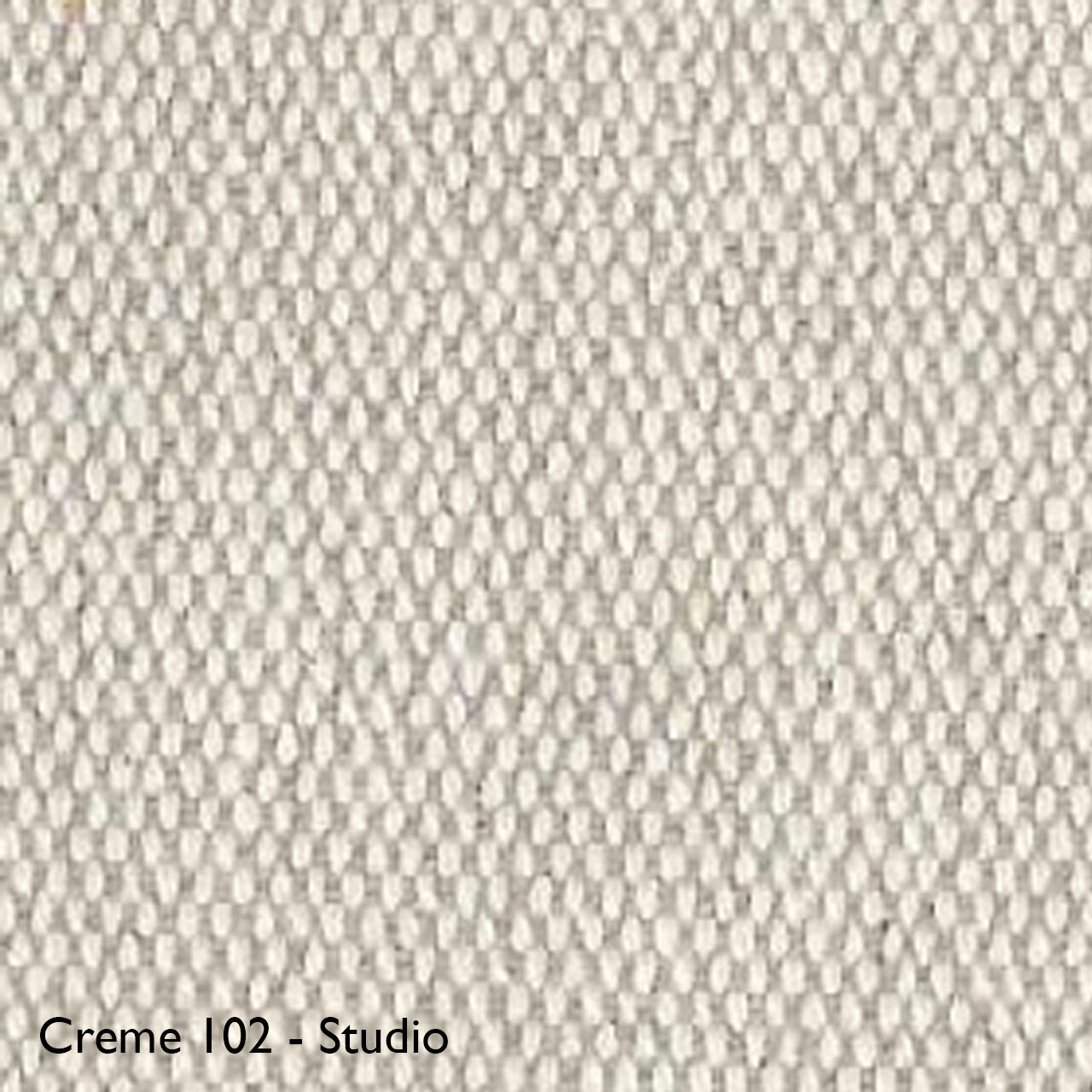 Farbkachel Blade Wendelbo Creme 102 - Studio