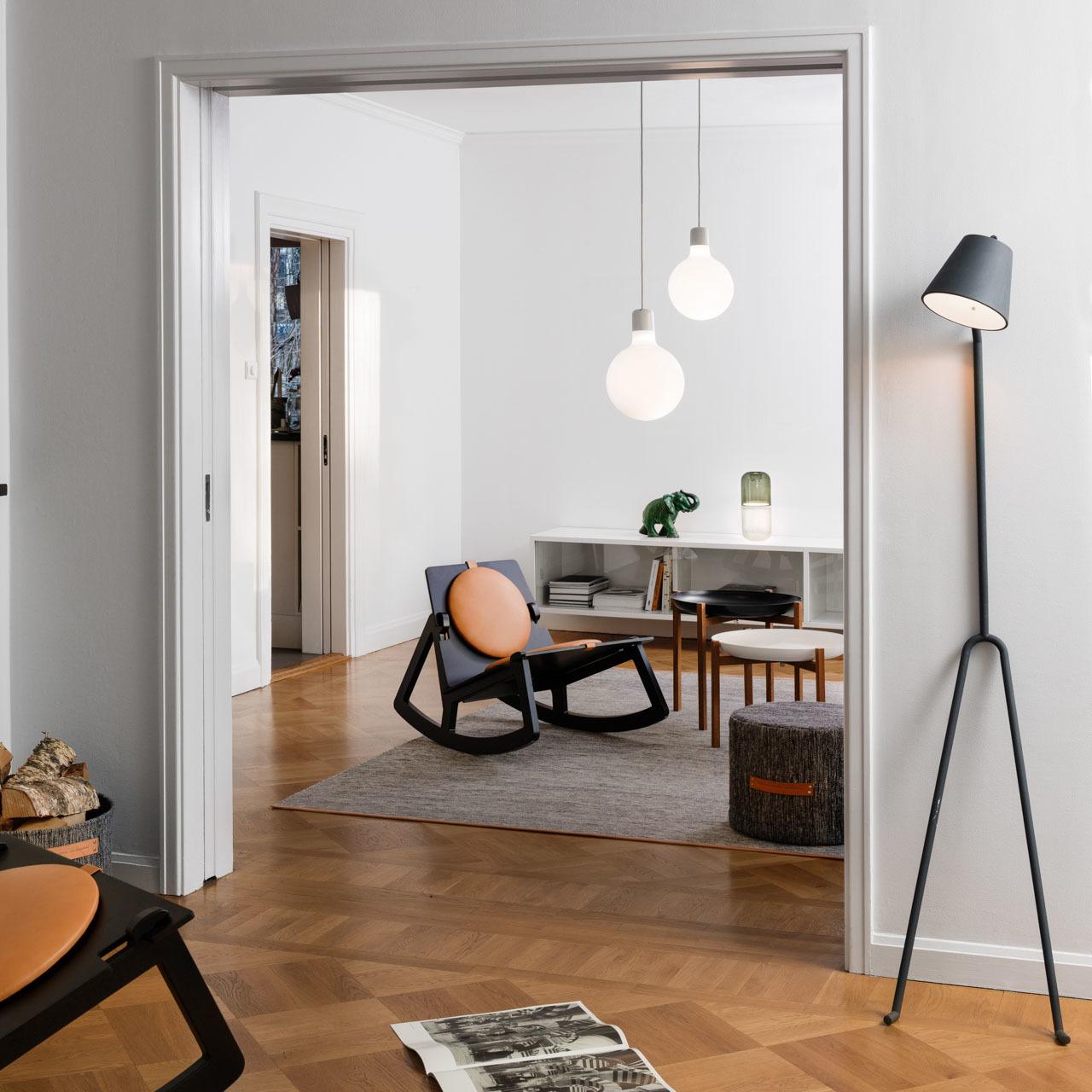 Teppich Björk von  Design House Stockholm