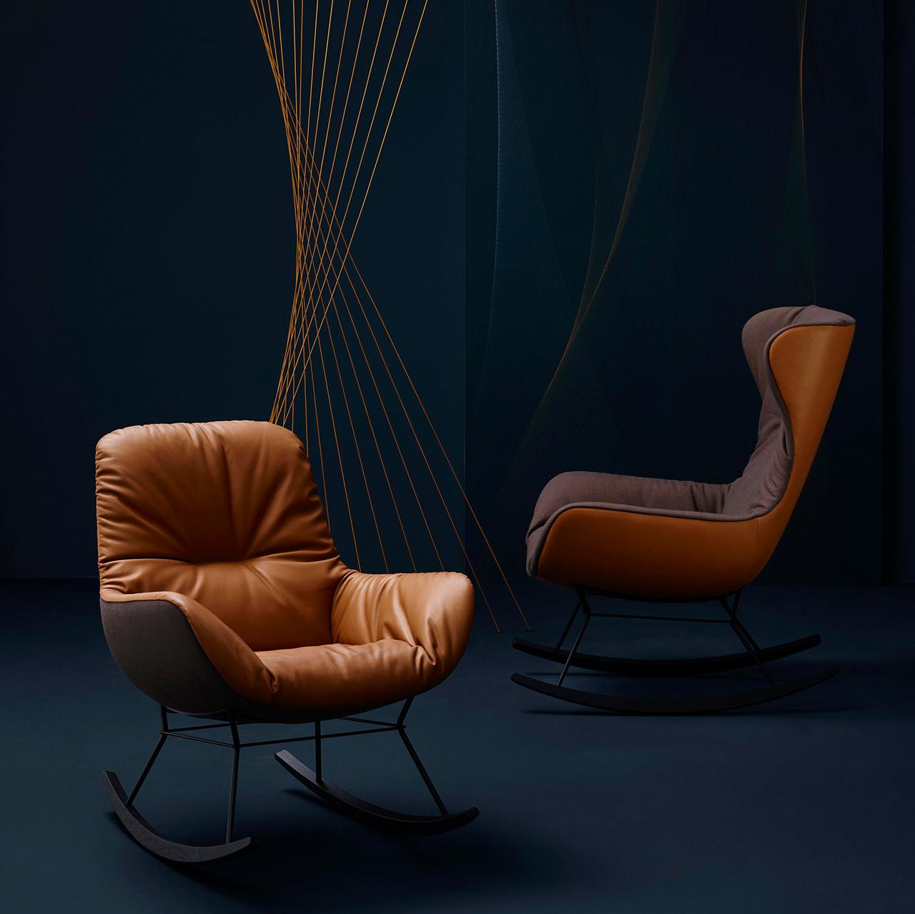 Indoor Lounge Sessel Leyasol