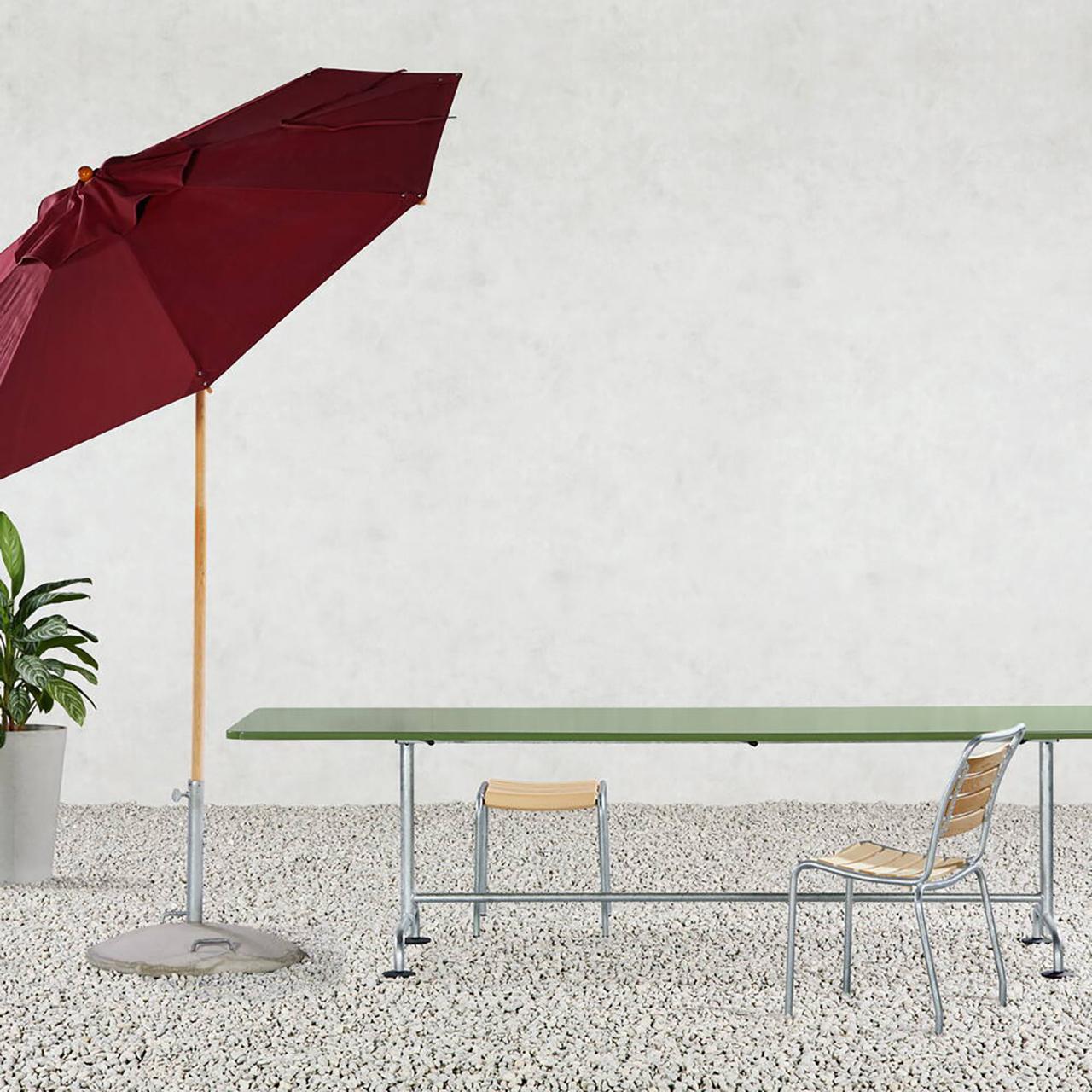 Gartentisch eckig Atelier Alinea