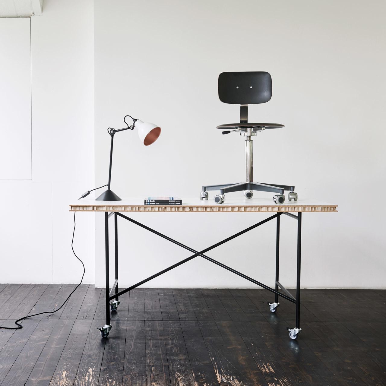 Tischgestell Egon Eiermann Gross Richard Lampert, Eiermann Tisch, Gestell 2