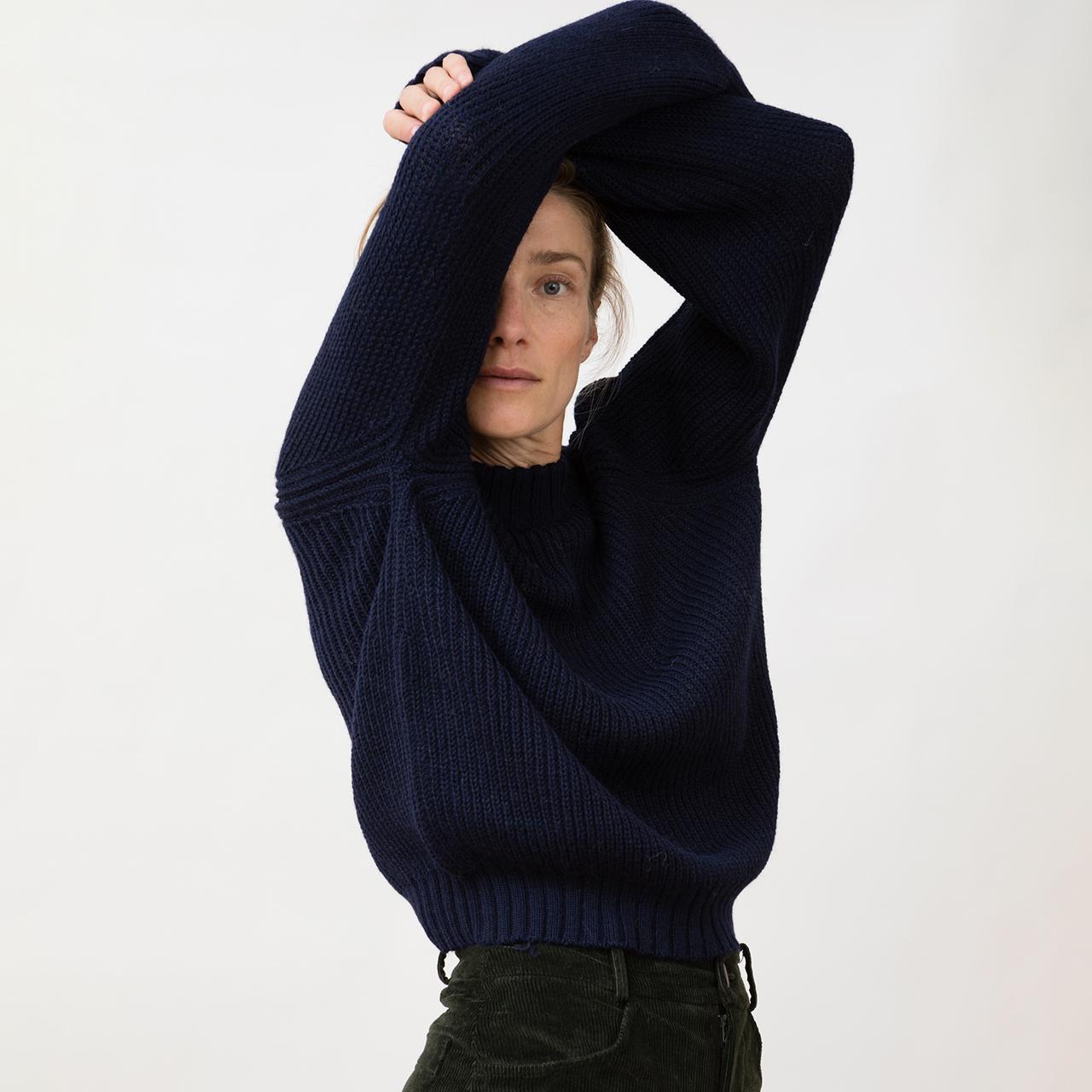 'Ximena' Strickpullover