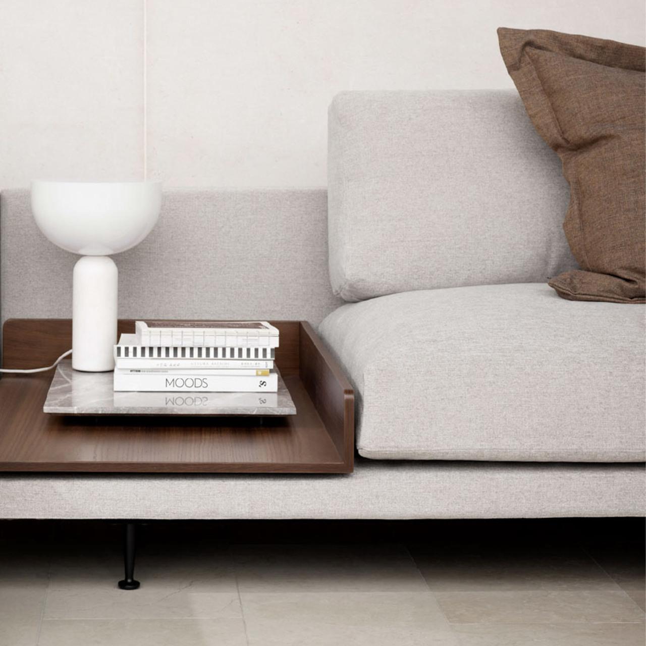 Sofa Maho mit chaise longue Wendelbo