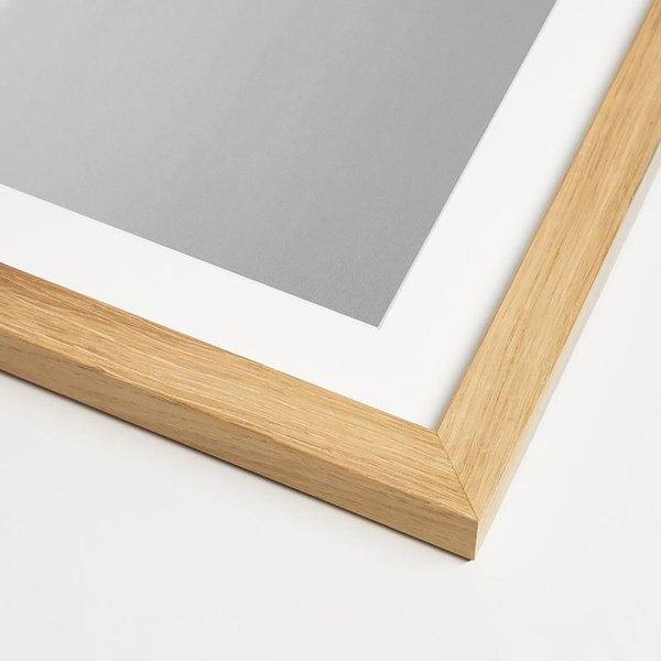 Juniqe Rahmen Holz