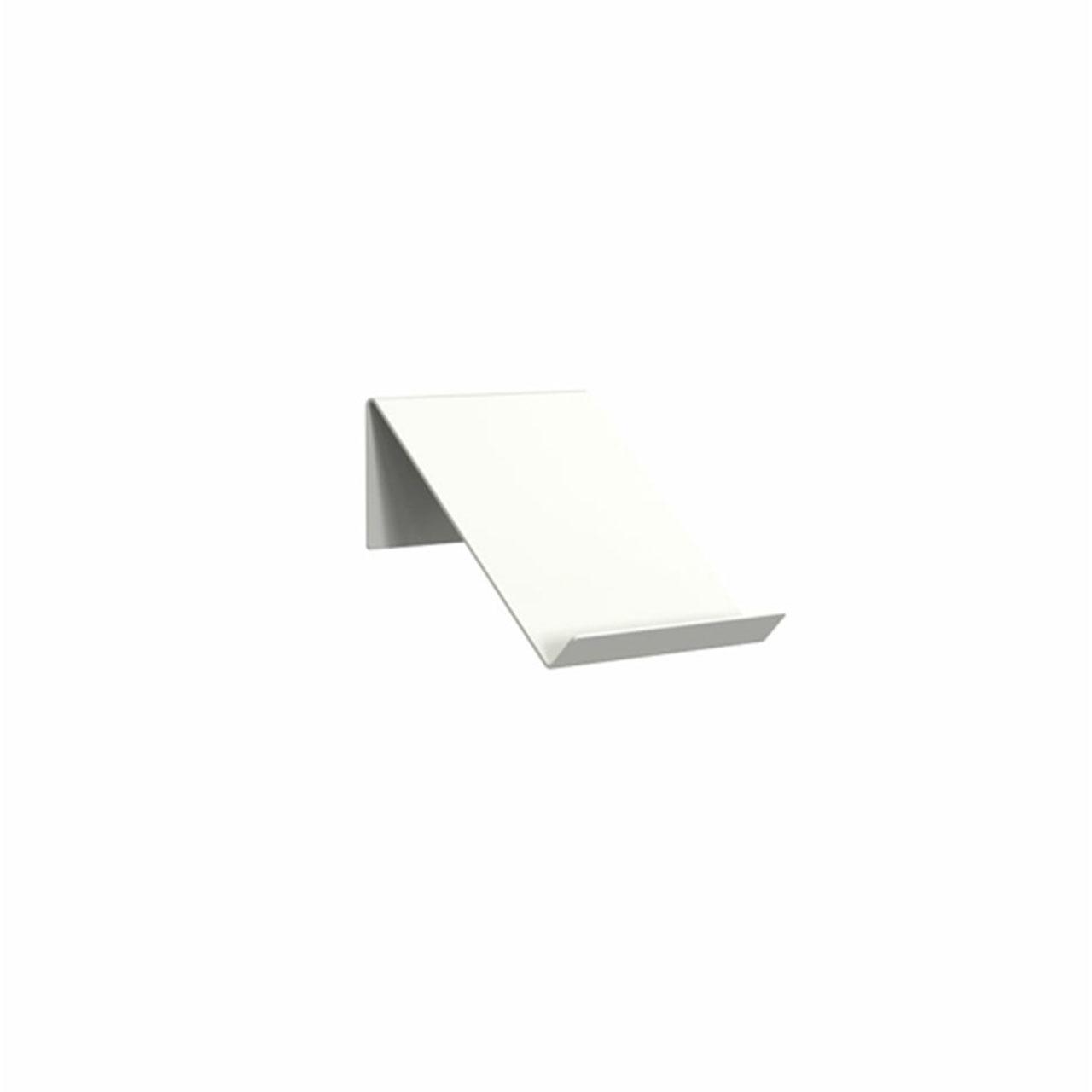 Frost Schuh-/Magazinregal   Matt weiss,  30 cm