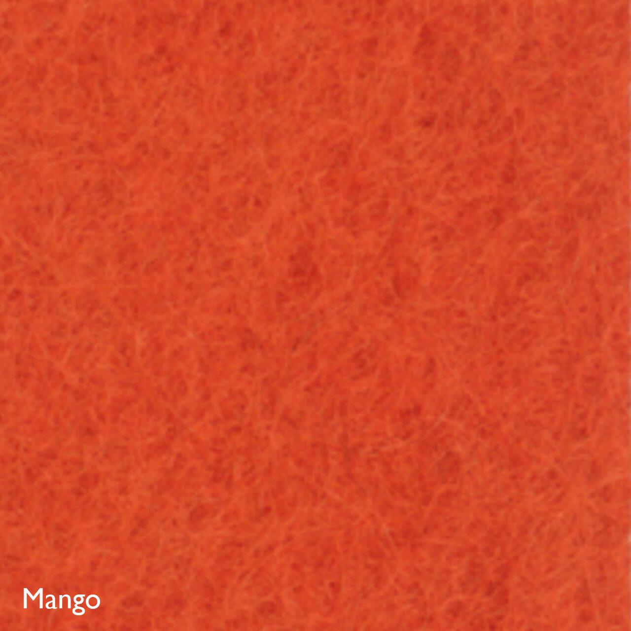 Hey-Sign Sitzmöbel 'Big Quart'  Mango,  80 x 80 x 40 cm