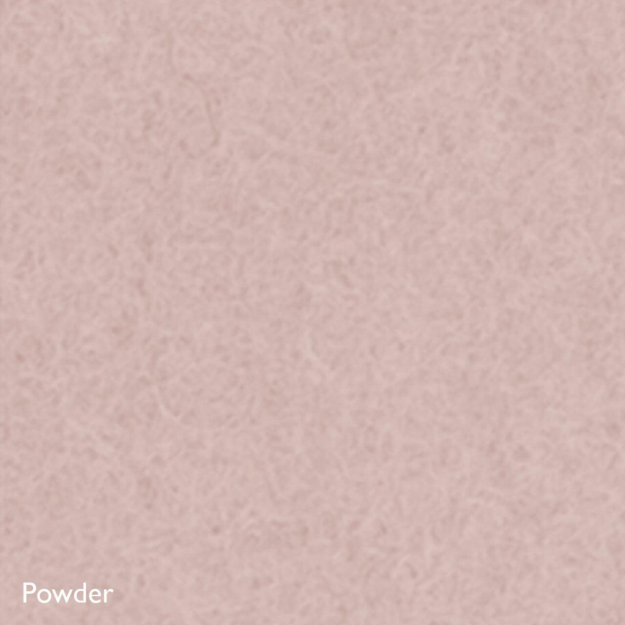 Hey-Sign Sitzmöbel 'Big Quart'  Powder,  80 x 80 x 40 cm