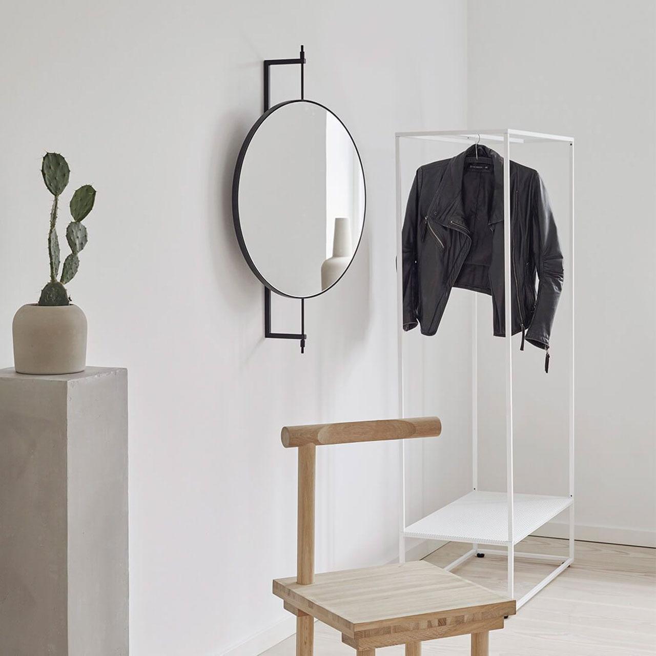 Garderobe Grid von Kristina Dam