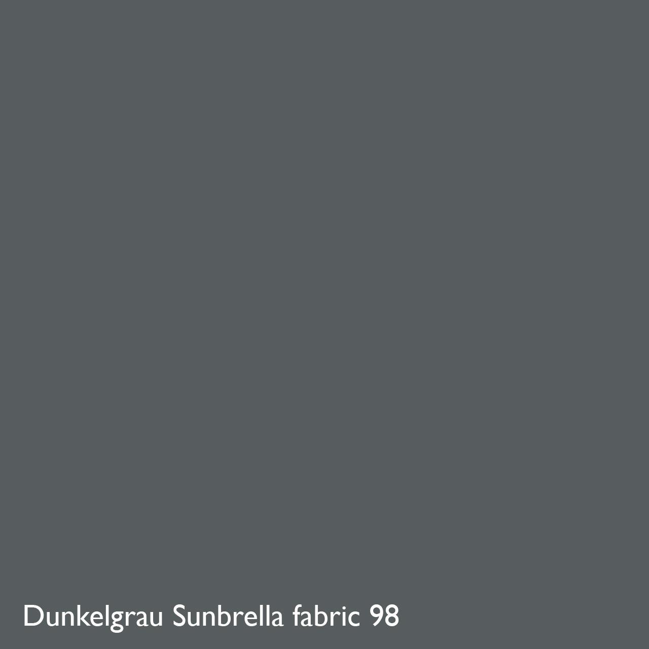 Houe Farbkachel Dunkelgrau 98