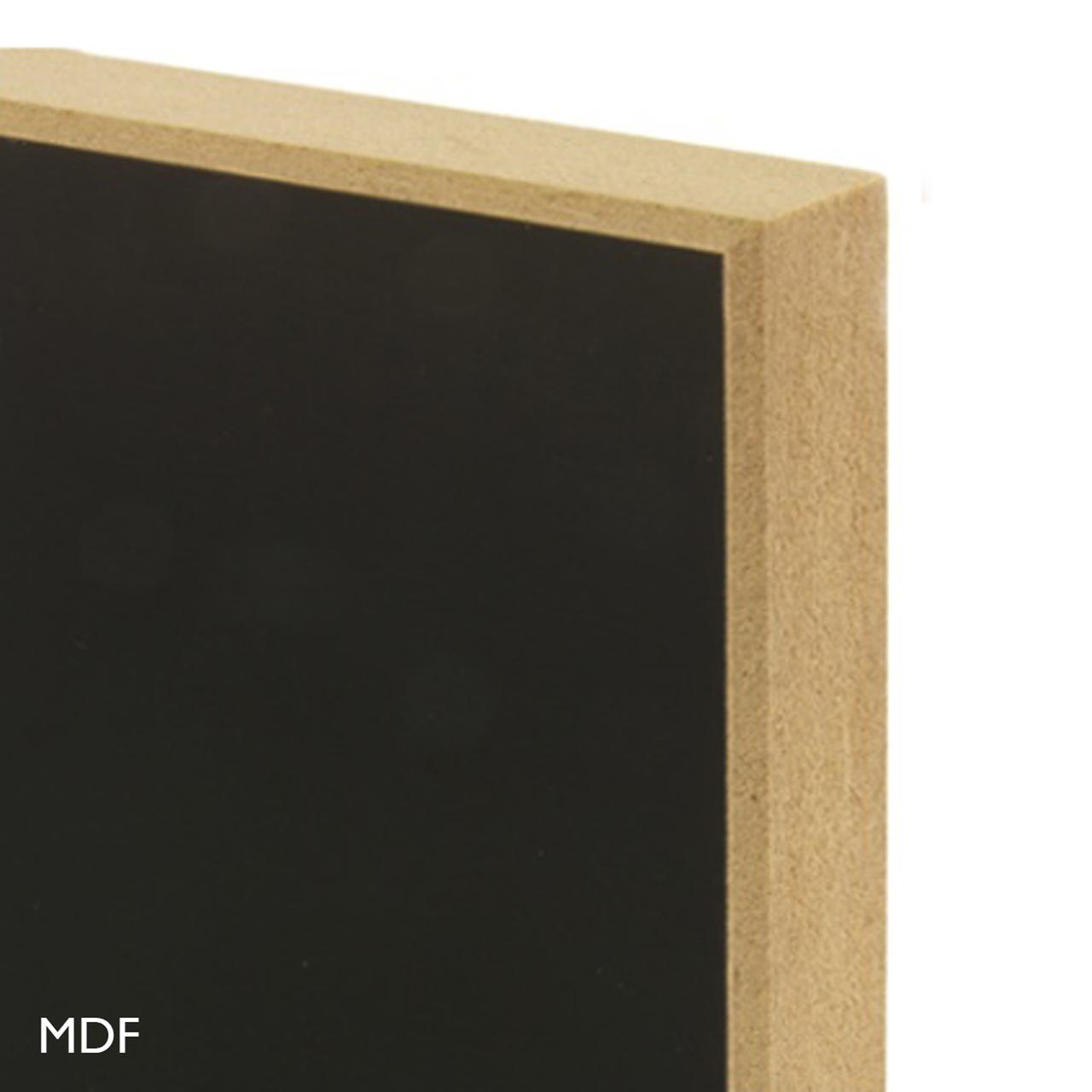 Regal FNP MDF schwarz